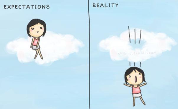Expectativa-X-Realidade
